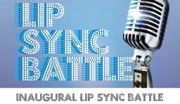 Lip Sync Battle Logo no date